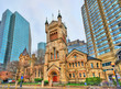 St Andrew's Presbyterian church in Toronto, Canada
