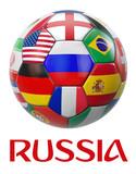 Russia Football 2018 Teams - 161443181