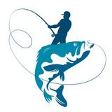 The fisherman is fishing - 161466551