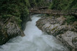 Beautiful nature. Vintgar gorge, Slovenia