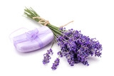 Lavander and soap