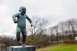 Baby sculpture in Vigeland Park