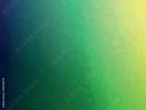 geometric green texture background