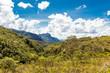Quadro Wonderful view of the sky from Matutu in Minas Gerais state, Brazil