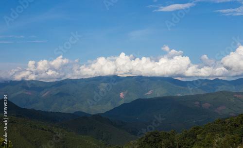 layer mountain view