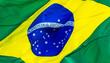 Quadro Bandeira do Brasil.