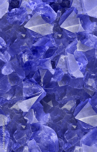 blue sapphire gems macro seamless background