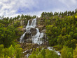 Tvinde Waterfall - Norway - 161865711