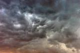 Cloudy sky texture