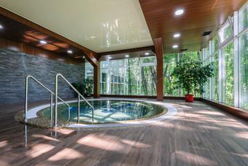 Big luxury jacuzzi tub © starush