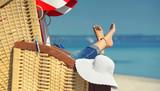 Entspannter Urlaubstag - 161943512