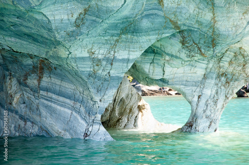Marble Caves - Carrera Lake - Chile
