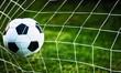 Quadro Soccer ball in goal