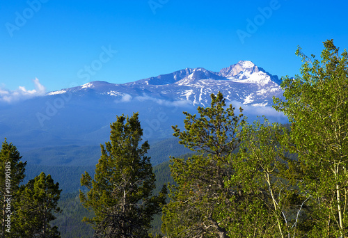 Longs Peak - Rocky Mountain National Park, Colorado
