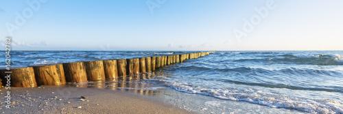 Urlaub am Meer - deutsche Ostseeküste - Banner - 162042782