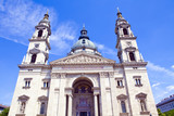 St. Stephen's Basilica, in Budapest, Hungary