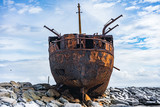 Plassey Shipwreck in the Aran Islands