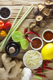 Asian Cuisine - Ingredients
