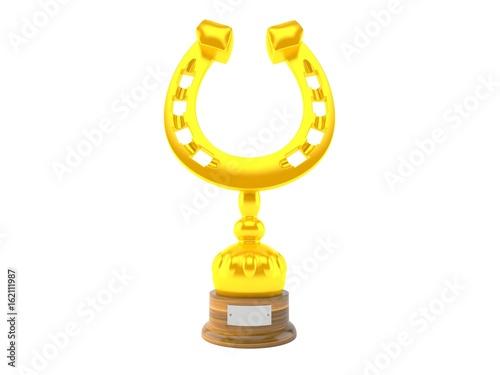 Foto op Canvas Horse trophy