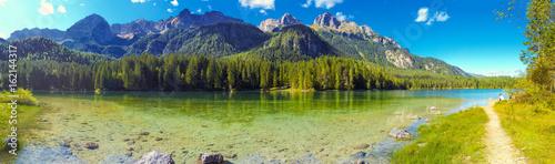 Foto Murales Lago di Tovel