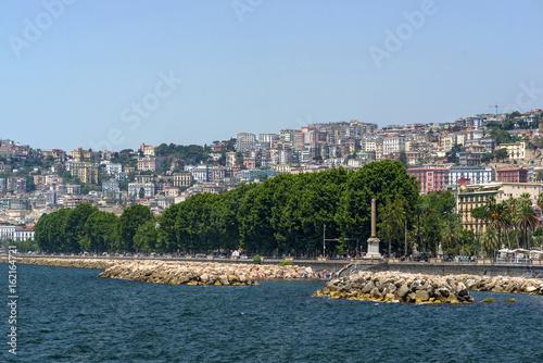 Neapel Küste