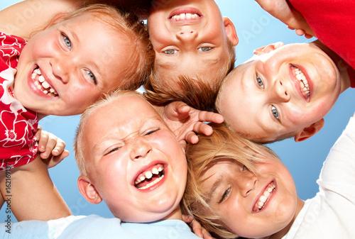 happy little kids - 162169137