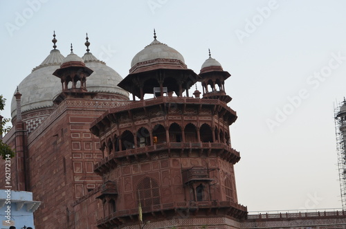 Red fort Agra Poster