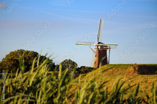 Windmühle in Holland © Matthias