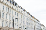 British style building, South Kensington, London - 162184500