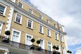 British style building, South Kensington, London - 162184703