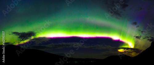 Aurora in Alberta