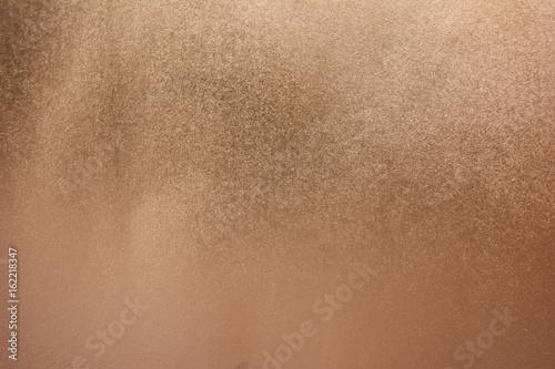 Miedziany tekstury tło. Brown tekstura
