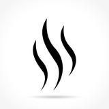 steam icon on white background - 162246796