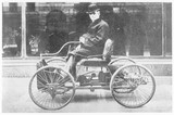 Ford's First Model - 1892. Date: 1892 - 162246927