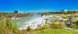 The American Falls at Niagara Falls - New York, USA