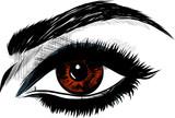 occhio rosso - 162291745