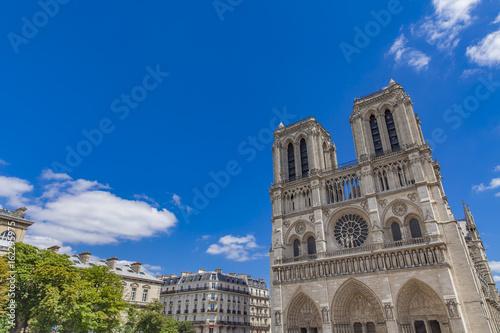 Cathedrale Notre Dame de Paris Poster