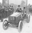 Paris-Madris Race 1903. Date: 1217