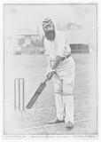 Sport - Cricket - W G Grace. Date: circa 1880 - 162325189