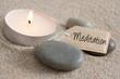Quadro Wellness - Meditation