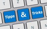Tipps & Tricks auf Tastatur