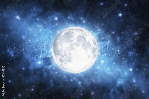 Fotobehang Nasa Moon
