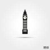 Fototapeta Big Ben - Big Ben Icon © eyewave
