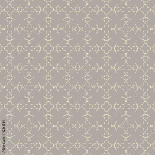 Seamless Pattern in Islamic Style - 162368534