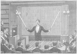 Tesla Lectures at Paris. Date: 20 February 1892