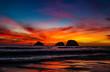 Sunset at Oceanside