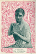 Mlle Musidora. Date: 1914