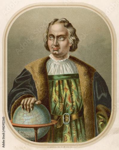 the life and times of italian spanish navigator christopher columbus