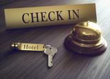 Hotel reception - 162413987