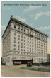 Hotel at Montreal. Date: circa 1910